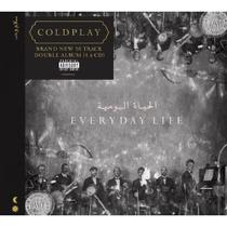 Cd Coldplay - Every Day Life - Warner Music