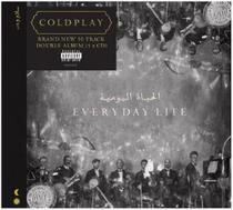 Cd Coldplay - EveryDay Life - Digipack - Warner Music