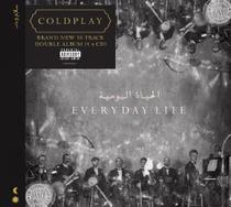 Cd coldplay - everyday life - Warner Music