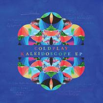 Cd coldplay - kaleidoscope - ep com 5 faixas - Warner Music
