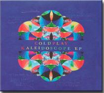 Cd Coldplay - Kaleidoscope (ep) - Warner Music