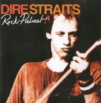 CD Dire Straits - Rock Palast - Diamond