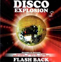 CD Disco Explosion 3 - Flash Back - Rhythm And Blues