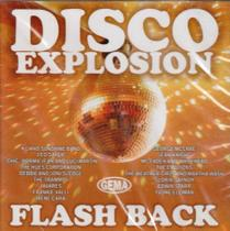 CD Disco Explosion - Flash Back - Rhythm And Blues