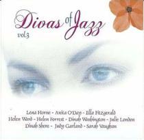 CD Divas of Jazz - vol 3 - Cid