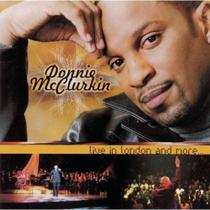 CD Donnie McClurkin Live in London and More - Sony music