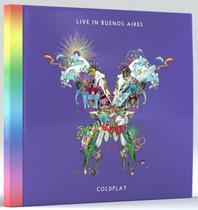 CD Duplo Coldplay - Live in Buenos Aires - Outros