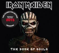 Cd duplo iron maiden - the book of souls 2015 remastered* - Warner Music