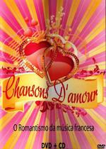 CD + DVD Chansons Damour - Abril