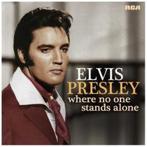 CD Elvis Presley - Where No One Stands Alone - Sony music