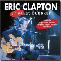 CD Eric Clapton - Live At Budokan - Sony