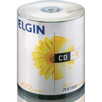 Cd Gravavel Cd-r 700mb/80min/52x - Elgin