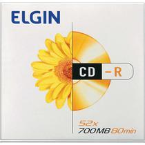 CD Gravavel CD-R 700MB/80MIN/52X Envelope - Gna