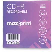 CD Gravavel CD-R 700MB/80MIN/52X - GNA