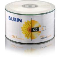 CD Gravavel CD-R 700MB/80MIN/52X Tubo com 50 - GNA