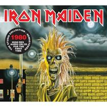 CD Iron Maiden 1980 REMASTERED Digipack - Warner