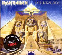Cd Iron Maiden - 1984 - Powerslave - Digipack - Warner Music