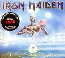 Cd Iron Maiden - 1988 Seventh Son Of A Seventh Son- Digipack - Warner Music