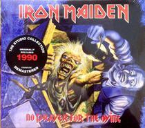 Cd Iron Maiden - 1990 No Prayer For The Dying - Digipack - Warner Music