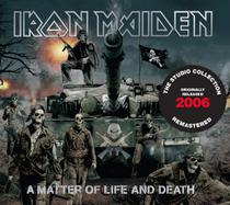 Cd iron maiden a matter of life and death 2006 remastered* - Warner Music