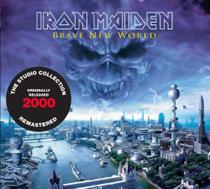 Cd iron maiden brave new world 2000 remastered* - Warner Music