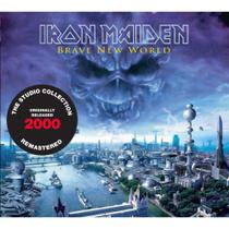 CD Iron Maiden Brave New World REMASTERED DIGIPACK - Warner