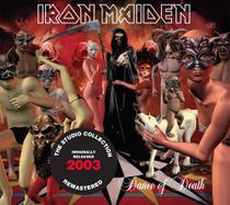 Cd iron maiden dance of death 2003 remastered* - Warner Music