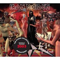 CD Iron Maiden Dance of Death REMASTERED DIGIPACK - Warner