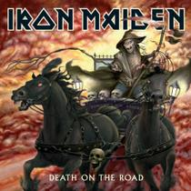 Cd iron maiden - death of the road (duplo 2 cds) cx acrílica - Warner Music