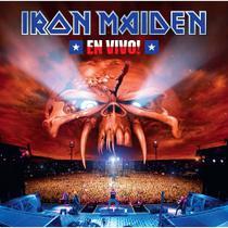 CD Iron Maiden En Vivo! - Warner