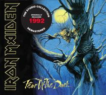 Cd iron maiden fear of the dark 1992 remastered* - Warner Music