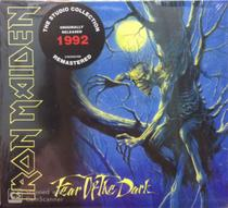 Cd Iron Maiden - Fear of the Dark 1992 The Studio Collection - Warner Music