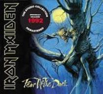 Cd Iron Maiden - Fear of The Dark - Remastered Digipack - Warner Music