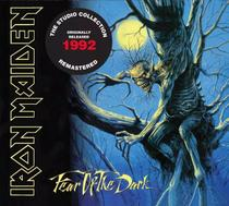 CD Iron Maiden Fear of The Dark REMASTERED Digipack - Warner
