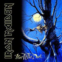 Cd iron maiden - fear of the dark - Warner music
