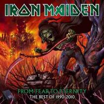 Cd iron maiden - from fear to eternity  - (duplo - 2 cds) - Warner Music