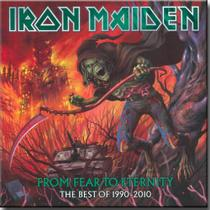 Cd Iron Maiden - From Fear to Eternity The Best - Warner Music