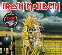Cd iron maiden - iron maiden (1980) - remastered-digipack - Warner Music