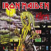 Cd iron maiden killers 1981 remastered* - Warner Music