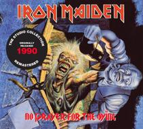 Cd iron maiden no prayer for the dying 1990 remastered* - Warner Music