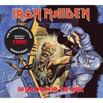 CD Iron Maiden No Prayer For The Dying REMASTERED Digipack - Warner