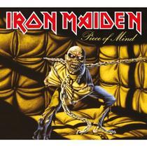 CD Iron Maiden Piece Of Mind REMASTERED Digipack - Warner