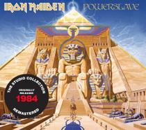 Cd iron maiden powerslave 1984 remastered* - Warner Music