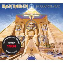 CD Iron Maiden Powerslave REMASTERED Digipack - Warner
