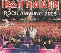 CD Iron Maiden Rock Am Ring 2005 - Top Disc