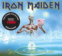 Cd iron maiden - seventh son of a seventh son (2015) - remastered - Warner Music