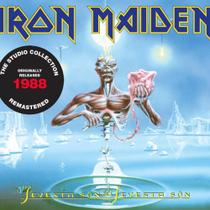 CD Iron Maiden Seventh Son Of A Seventh Son Remastered - Warner