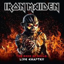 CD Iron Maiden The Book Of Souls Live Chapter - Warner