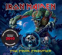 Cd Iron Maiden - The Fibal Frontier 2010 - The Studio Collle - Warner Music