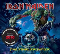 Cd iron maiden - the final frontier 2010 remastered* - Warner Music